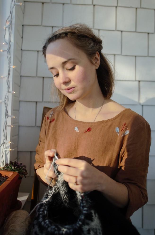 embroidery julia